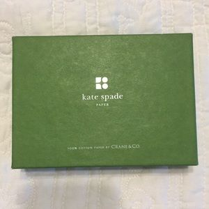Kate Spade Paper Cocktail Invitations